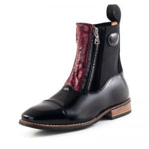 Short boots de niro