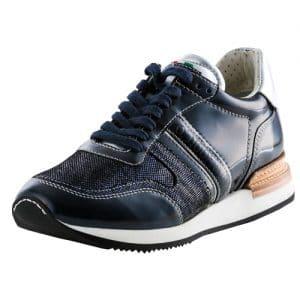 De Niro Sneaker Incanto Blu