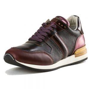 Sneaker_9059 Intreccio Viola