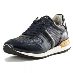 Sneaker_9060 Intreccio Bu