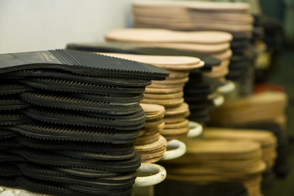 Sustainable and durable soles