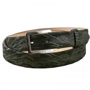 Belt_148 Miraggio Black