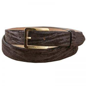 Belt_149 Miraggio Brown