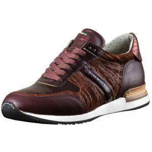 Sneakers_9113 Miraggio Bordeaux