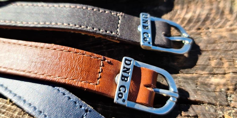 Christmas blog spur straps