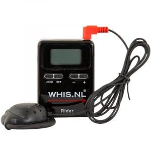 Whis Original - Spare receiver - Black