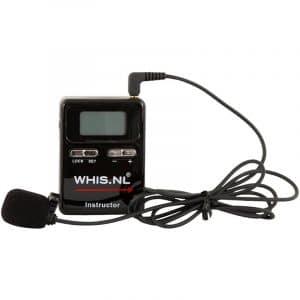 Whis Original - Spare transmitter - Black