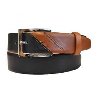 Accessoires 122 DeNiro Belt Black Oxford